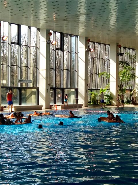 Schwimmfest im FEZ