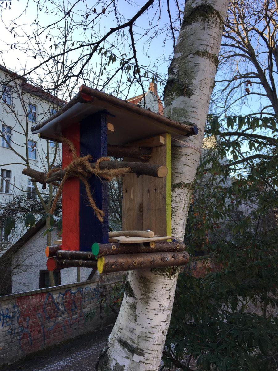 GartenAllerlei Vogelhaus