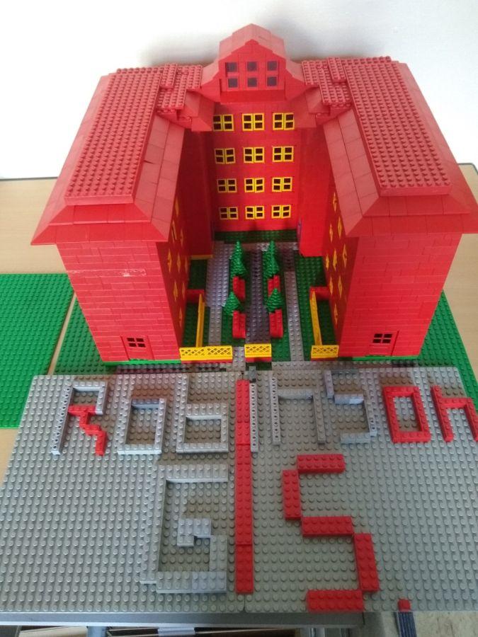 Lego Robinsonschule 13